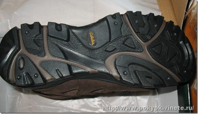 Зимние ботинки с кабелас.ком