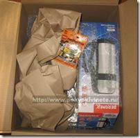 Как была упакована посылка из интернет-магазина озон.ру