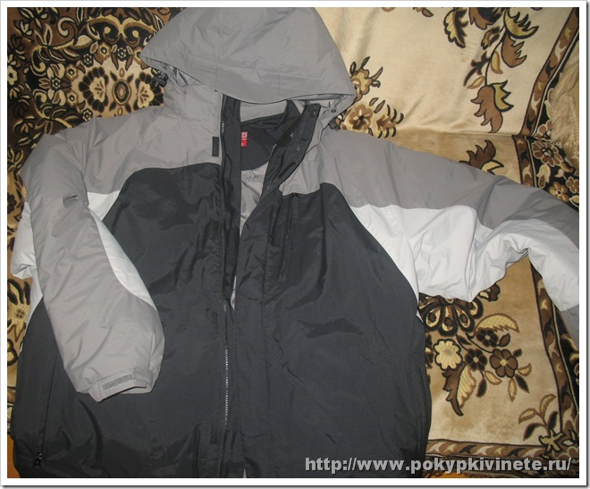 Caribou Creek Logan Ski Jacket зимняя куртка