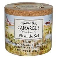 Le Saunier de Camargue Fluer de Sel, французская морская соль