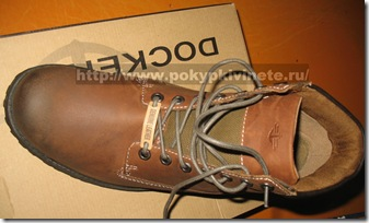 MEN'S ALDER-LEATHER-MID-LACE-BOOTS ботинки докерс