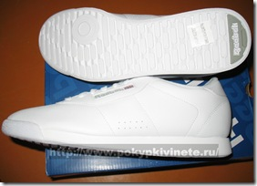 Women's Reebok Princess кроссковки Рибок