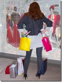 Как покупать в иностанных магазинах? задают вопросы королевы шопинга