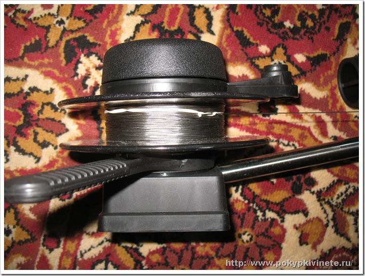 Катушка с троссом downrigger SCOTTY 1050