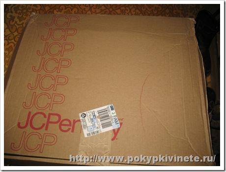 Пуховик купленный в JCPenny.com